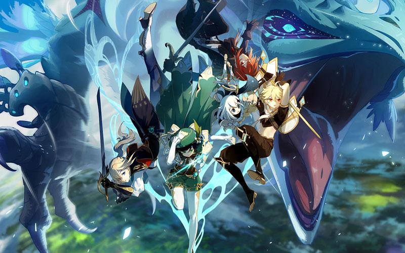 Genshin Impact game review
