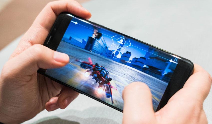 smartphones addiction